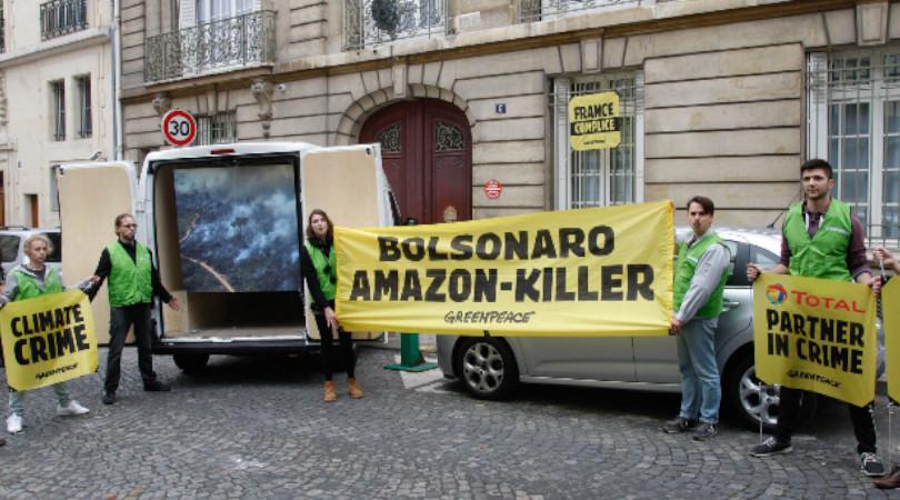 investidores desmatamento Amazônia