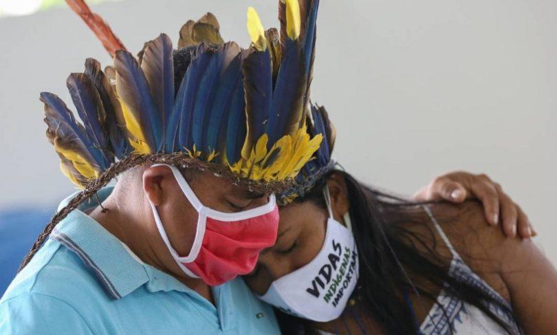 mortalidade COVID-19 indígenas