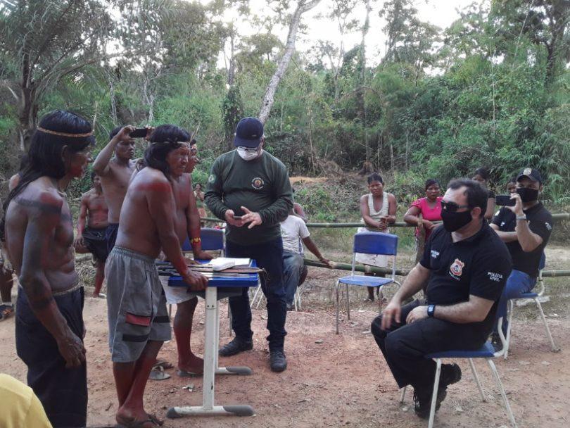 pandemia povos indígenas