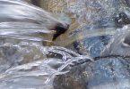 vazamento de água