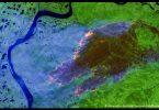Ártico incêndios