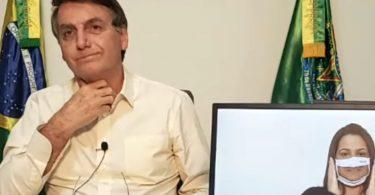 Bolsonaro live