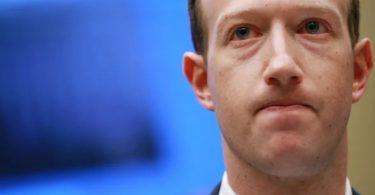 Facebook negação climática