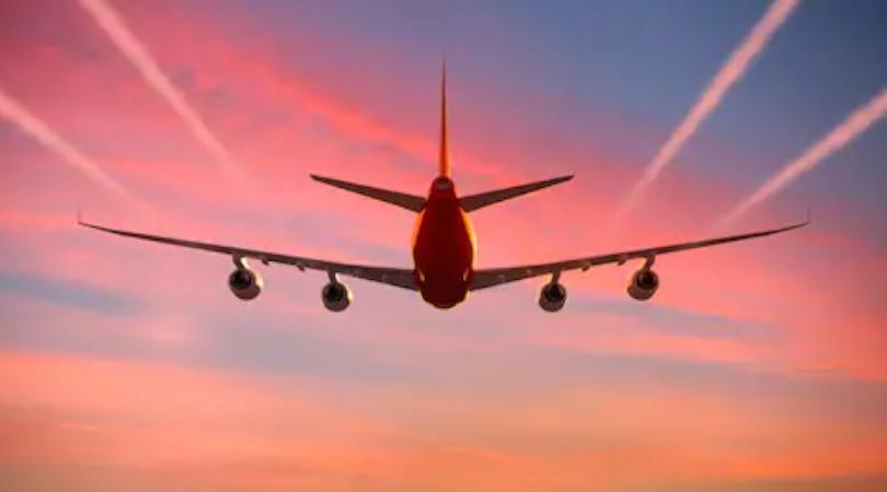 aéreas emissões