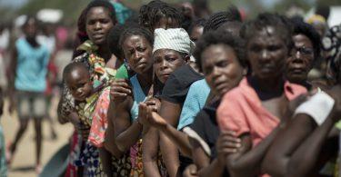 crise climática mulheres