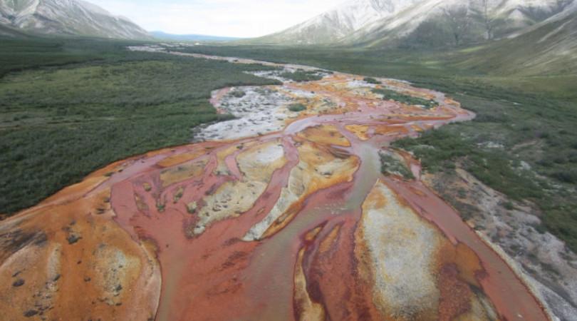 degelo permafrost