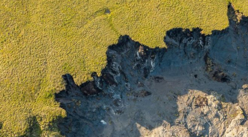 derretimento do permafrost
