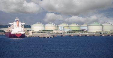 gás natural financiamentos
