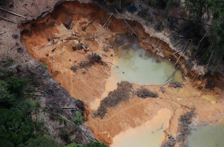 garimpo ilegal terras yanomamis