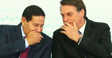 governo Bolsonaro dados desmatamento
