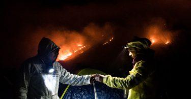 incêndios Serra da Mantiqueira