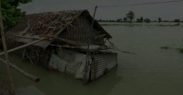 inundações Índia Nepal