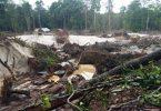 mineração de ouro Amazônia