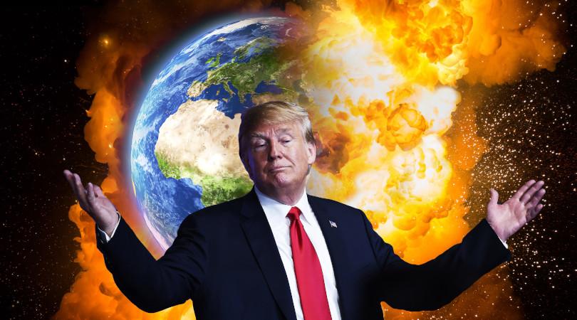 negacionismo climático trump
