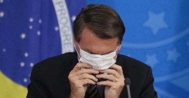 negar desmatamento Bolsonaro