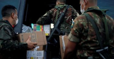 pandemia forças armadas indígenas
