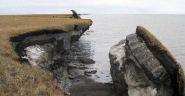 permafrost degelo