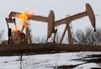 queima de gás