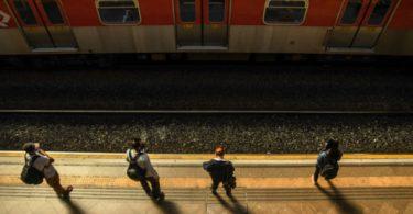 transporte público em massa