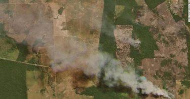 DETER-INPE aumento desmatamento Amazônia