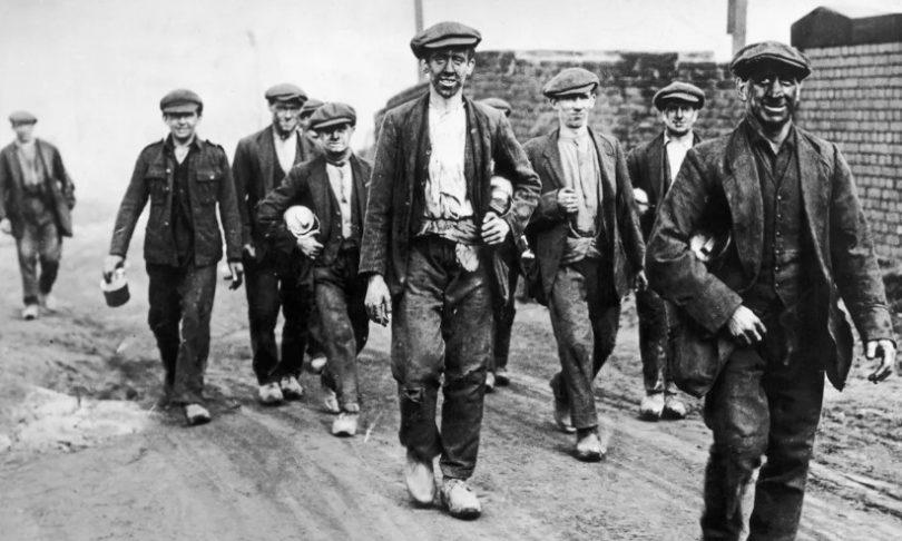Reino Unido carvão