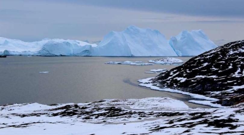 gelo Groenlândia
