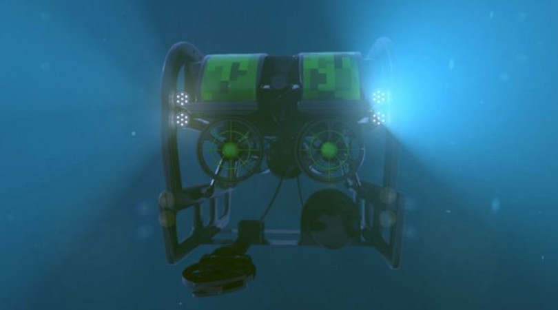 mineração fundo do mar