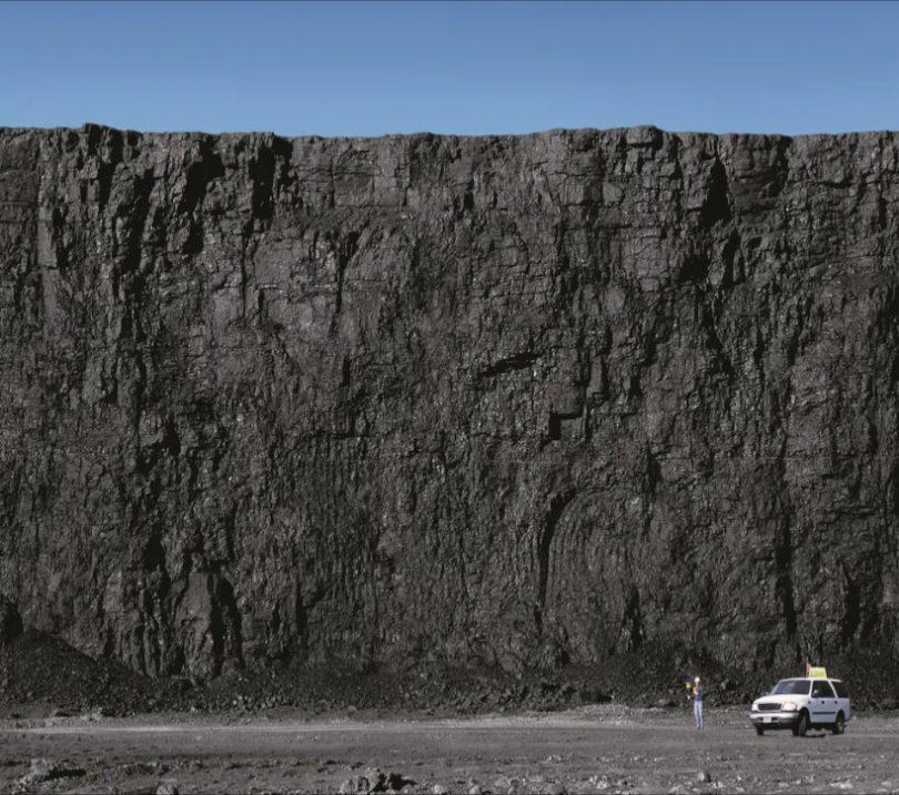mineradora de carvão