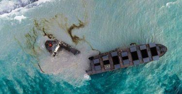petroleiro Ilhas Maurício