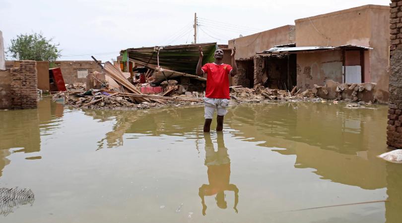 África racismo climático