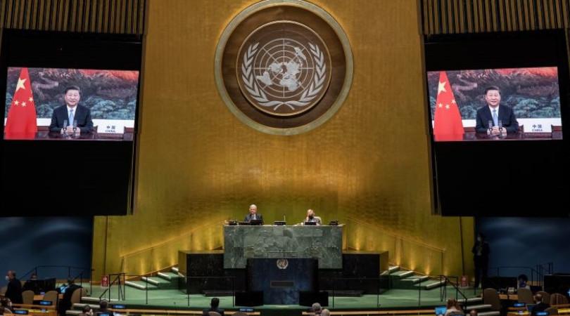 Assembleia Geral da ONU China