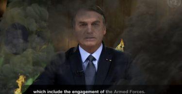 Bolsonaro discurso ONU 2020