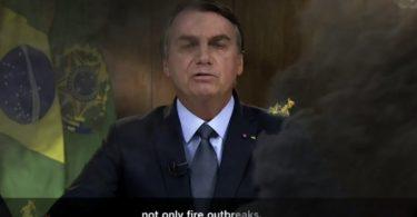 Bolsonaro negacionismo climático