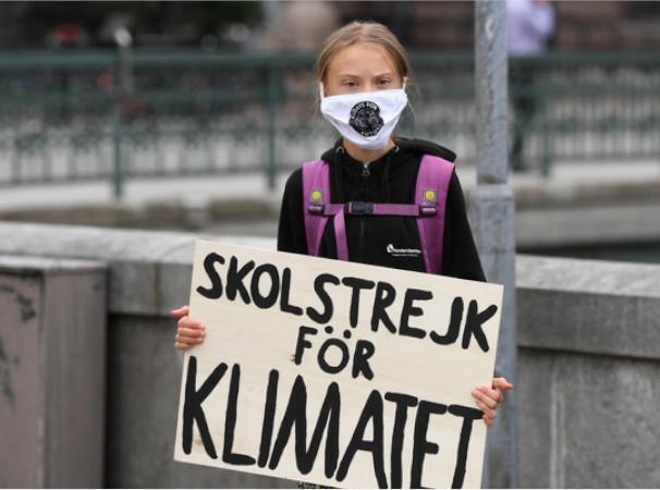Greta Thunberg documentário