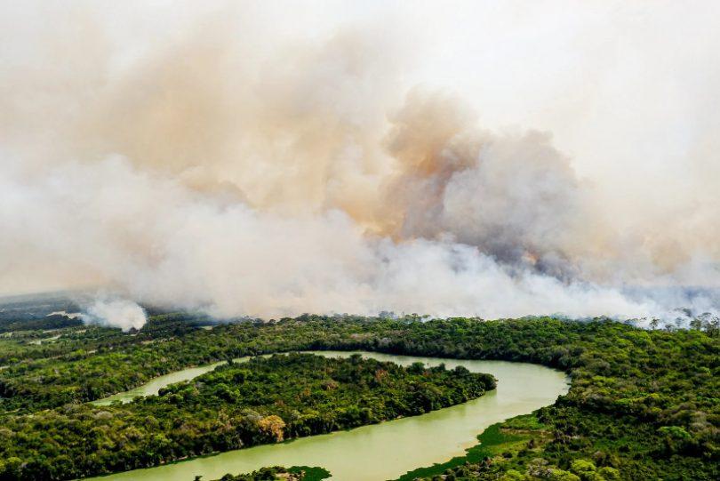 INPE focos incêndio Pantanal