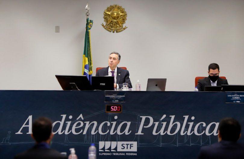 STF audiencia pública clima
