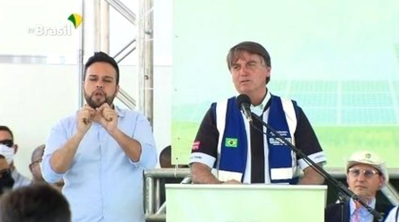 bolsonaro brasil de parabéns