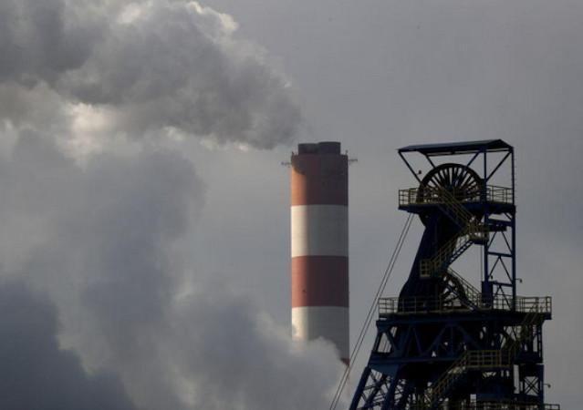 coreia do sul e Polônia carvão