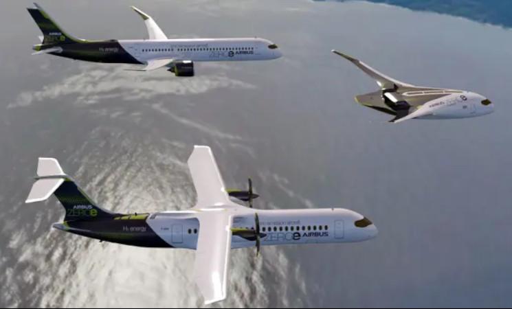 emissões da aviação