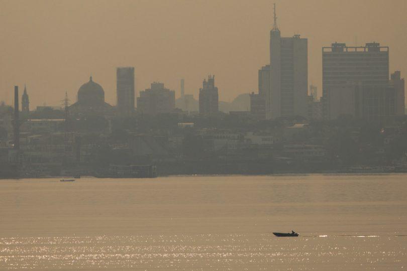 fumaça Manaus