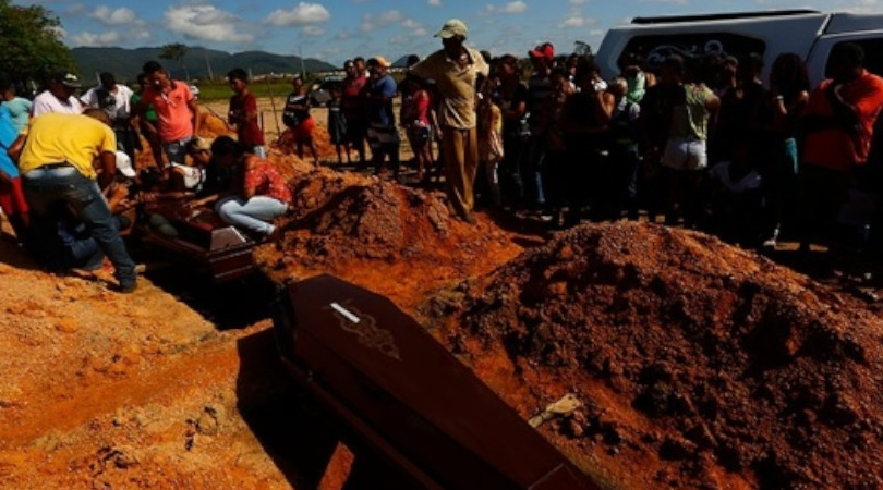 massacre pau darco
