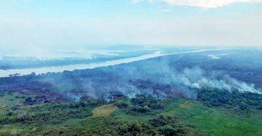 queimadas Pantanal Corumbá