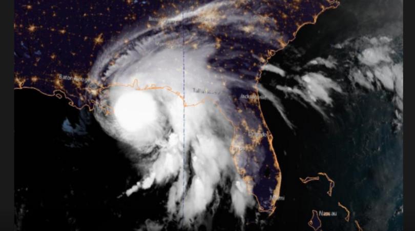 tempoprada de furacões