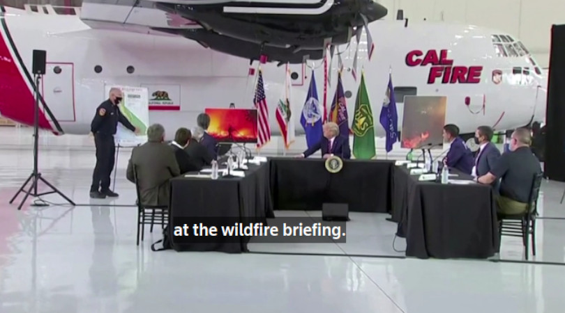 trump negacionismo climático