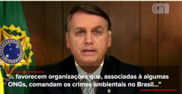 Bolsonaro ONU biodiversidade