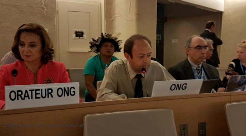 CIMI denuncia Bolsonaro ONU