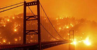 Califórnia incêndios florestais