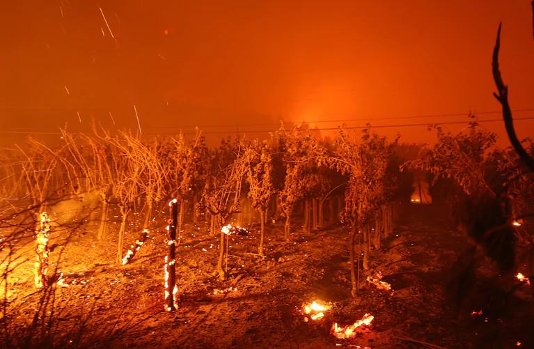 Califórnia incêndios