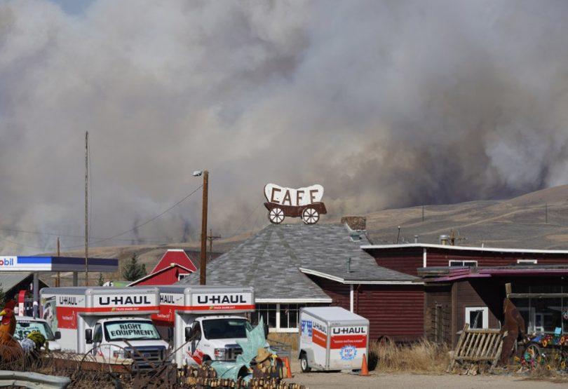 Colorado incêndios florestais
