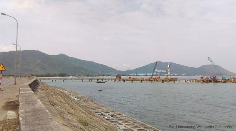 Coreia do Sul carvão